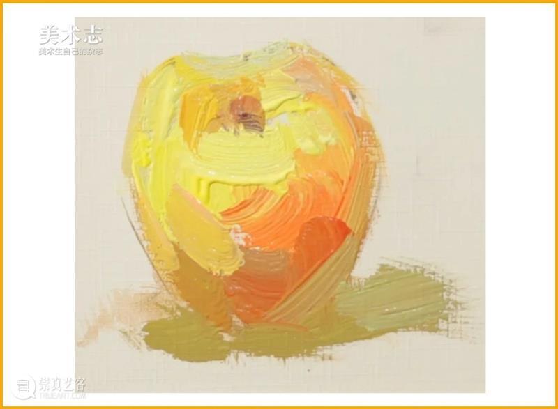 【视频教学】苹果的绘画步骤详解 !多看这样的教学,还拿不到高分 ? 苹果 视频 步骤 高分 内容 形体 结构 同学 时候 教学 崇真艺客