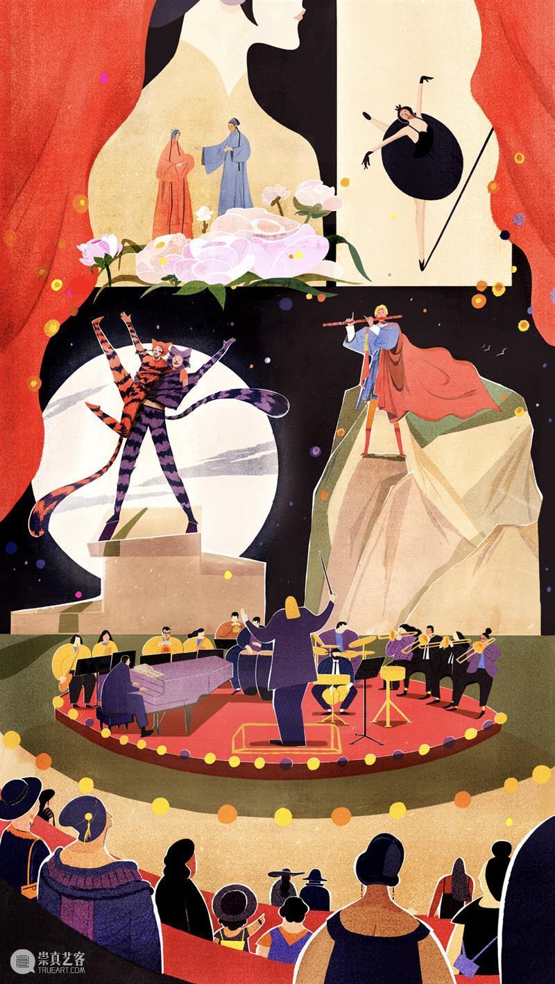 什么是快乐星球?是孩子们探秘下的大剧院 孩子们 大剧院 星球 前不久 上海大剧院 栩多 记者 时段 剧场 空间 崇真艺客