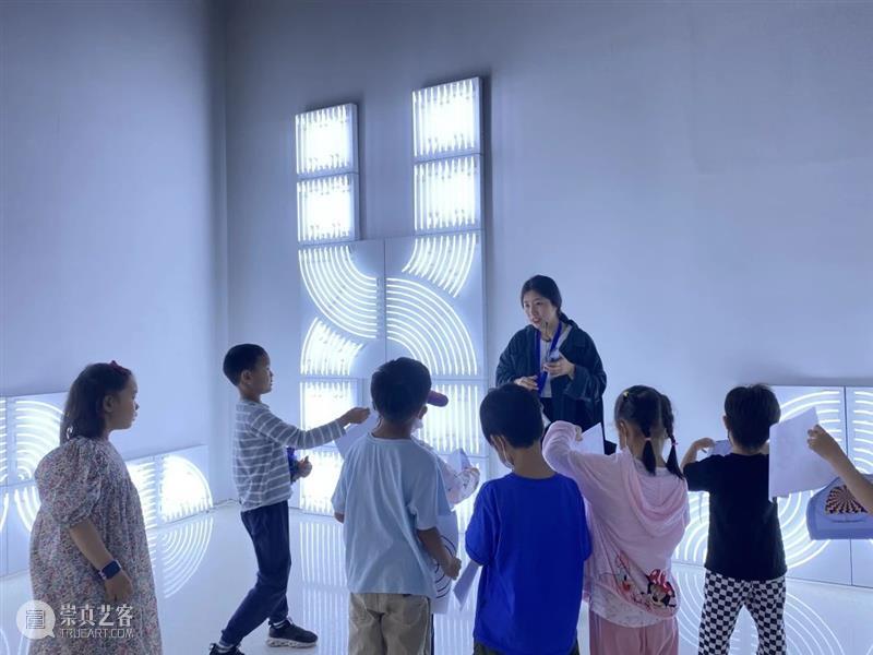 可可爱爱儿童节~ 可可 北京时代美术馆公教美育部 老师 活动 小朋友 北京时代美术馆 此时此刻 亲子 趣味 知识 崇真艺客