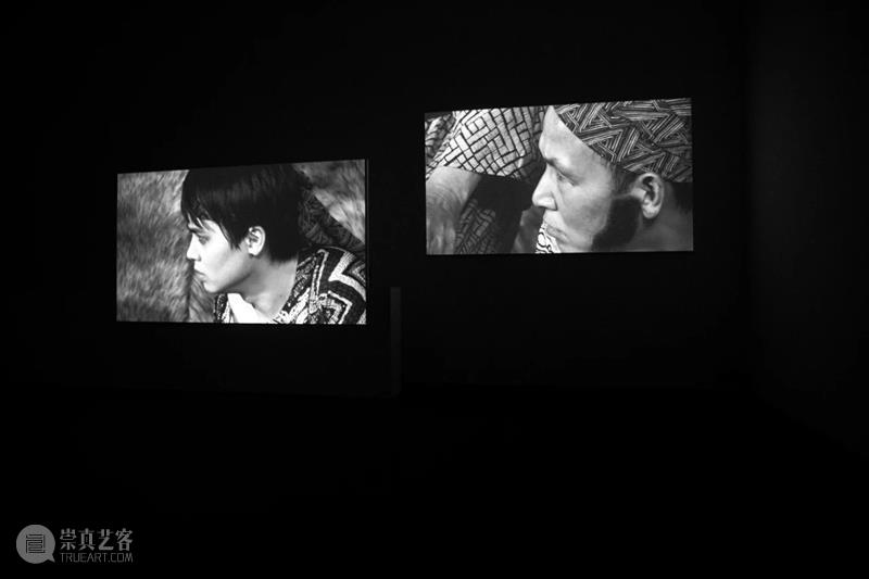 香格纳北京 | 《一年之际》第三章节展览现场  ShanghART 北京 香格纳 现场 Three 李然 麦拉蒂 苏若 Suryodarmo 地点 Location香格纳 崇真艺客