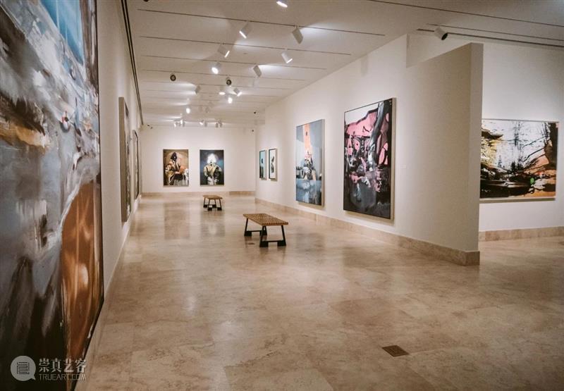 美国贝克尔博物馆为马库斯·詹森(Marcus Jansen)举办最新个展|AR艺术家  Almine Rech 马库斯 詹森 艺术家 Marcus Jansen 个展 美国贝克尔博物馆 殖民者 喷绘 油画棒 崇真艺客