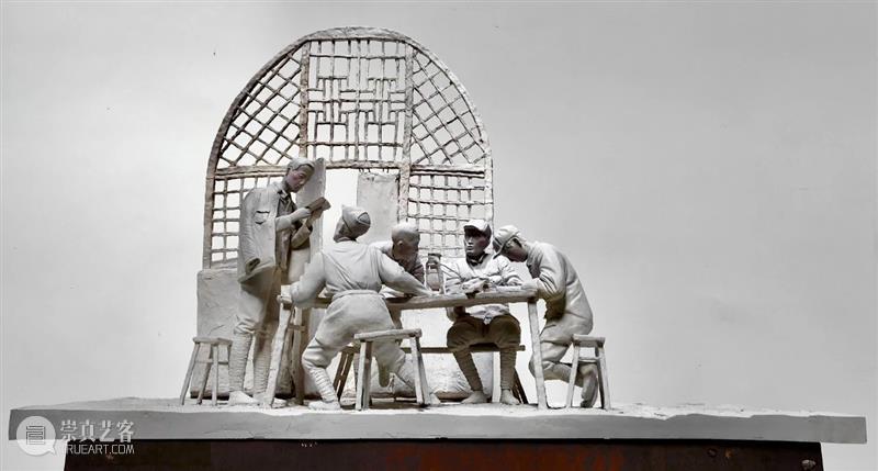 毕业季丨向多样的世界提问,2021清华美院雕塑系研究生毕业作品展 博文精选 中国舞台美术学会 清华美院 毕业季 世界 雕塑 研究生 作品展 上方 中国 舞台 美术 崇真艺客