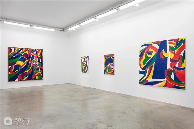 贝浩登巴黎 |首次呈现阿兰·雅克个展 横跨贝浩登玛黑区三个画廊空间 阿兰 雅克 贝浩登 巴黎 画廊 空间 个展 贝浩登玛 现场 Claire 崇真艺客