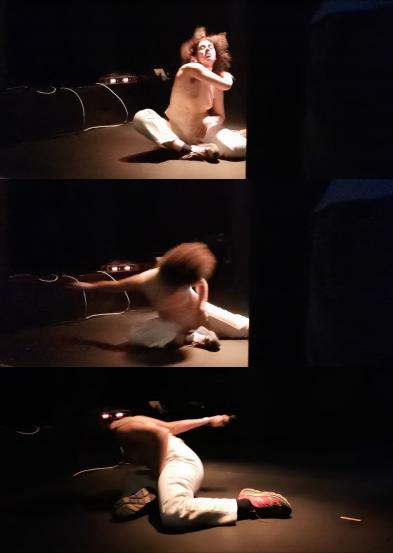 同行/为了连接,必须解散 | Lara Dâmaso Lara Damaso 同行 苏黎世 艺术家 表演者 艺术 视频 作品 感官 崇真艺客