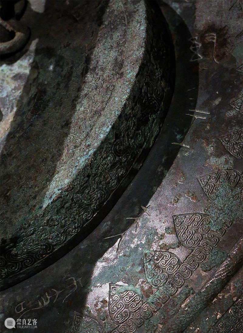 赌王何鸿燊堂弟买下一只神秘青铜器与西施有关 青铜器 赌王 何鸿燊 堂弟 西施 上方 账号 木雕 文化 知识 崇真艺客