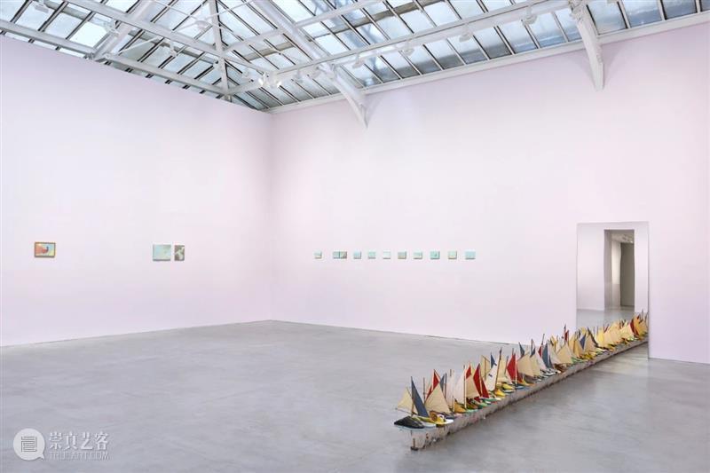 卓纳巴黎 弗朗西斯·埃利斯(Francis Alÿs )个展《要过桥先到河边》 弗朗西斯·埃利斯 Francis 河边 巴黎 卓纳 个展 无题 习作 日期 时间 崇真艺客