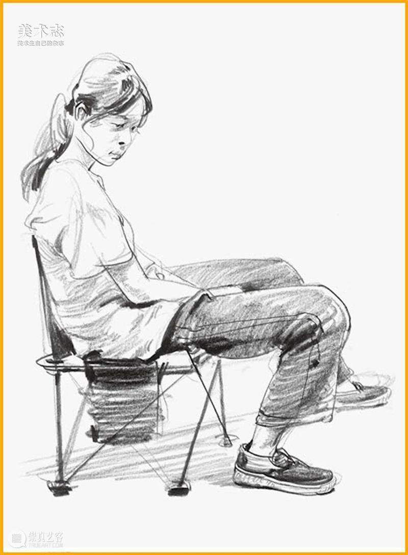【人物速写】考试时每个人的时间都一样,如何脱颖而出 ? 人物 时间 速写 考试时 同学会 时候 画面 因素 高分 技巧 崇真艺客