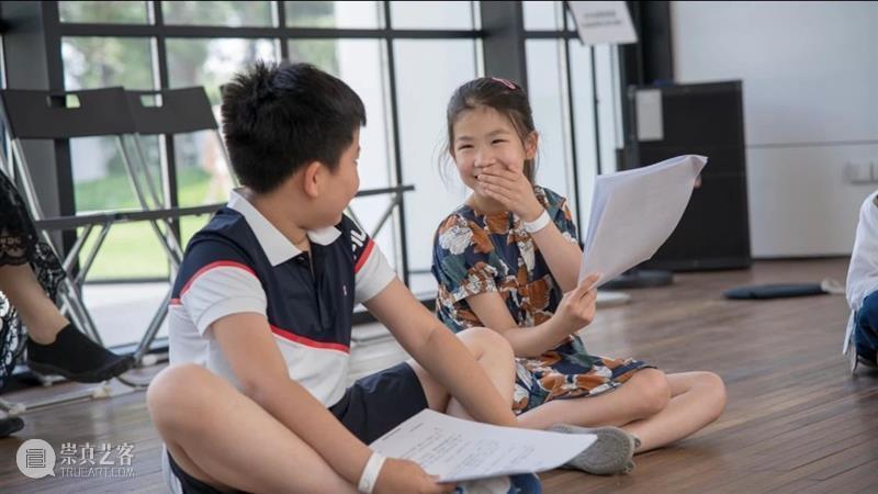 「松」公教 | 带孩子用戏剧表演解读经典文学 戏剧 孩子 文学 心灵 本质 东西 眼睛 小王子 力量 书籍 崇真艺客