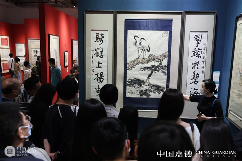 这场轰动京城的艺术盛会,还有这么多你不知道的精彩瞬间 艺术 京城 盛会 瞬间 中国 嘉德 拍卖会 耳边 时刻 眼前 崇真艺客