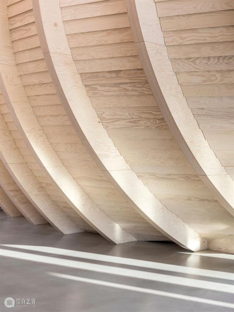 被'撕裂',Klimatorium气候中心 / 3XN + SLA 博文精选 ADCNews SLA 气候 中心 Adam 事务所 莱姆维 历史 船舶 基建 设施 崇真艺客