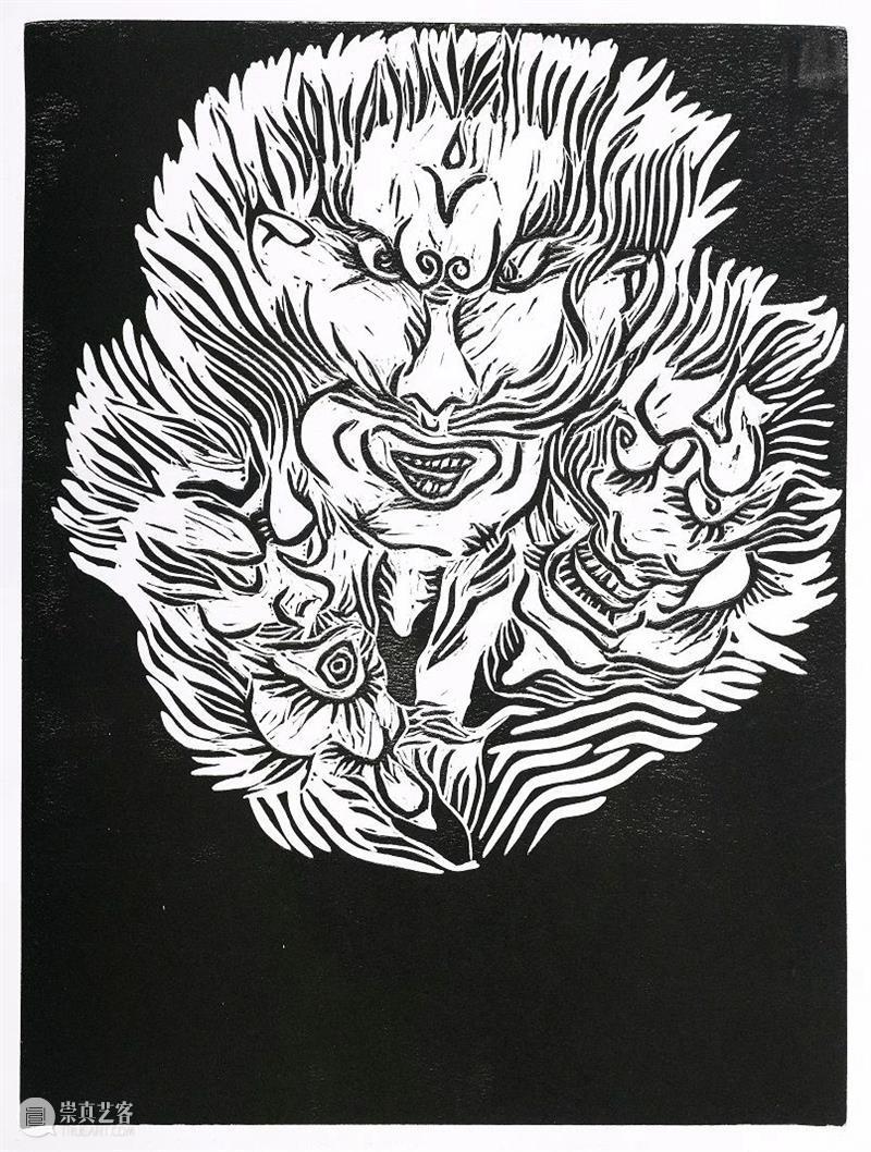 【艺家说】朱毅:解构与重构——解构物质,重构精神 物质 精神 朱毅 主义 Recommendation 版画 油画 艺术家 空间 北京 崇真艺客