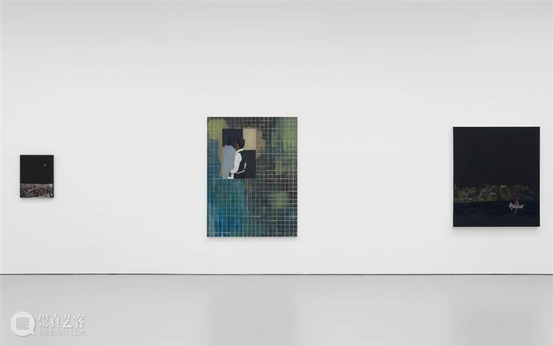 今日生日|诺亚·戴维斯 (Noah Davis) 诺亚 戴维斯 Davis 生日 无题 遗产 图片 肖像 细节 洛杉矶 崇真艺客