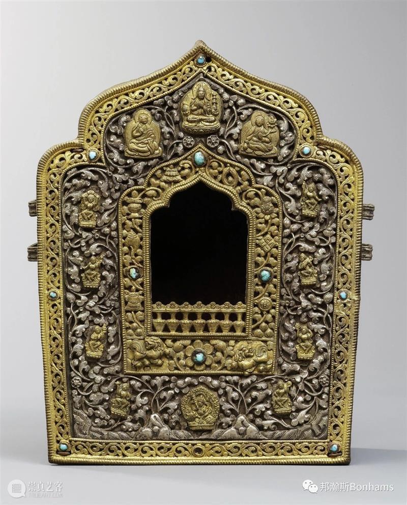 巴黎邦瀚斯「欧洲私人珍藏喜马拉雅艺术网上拍卖」重点拍品一览! 巴黎 欧洲 私人 喜马拉雅 艺术 邦瀚斯 拍品 网上 重点 邦瀚斯欣 崇真艺客