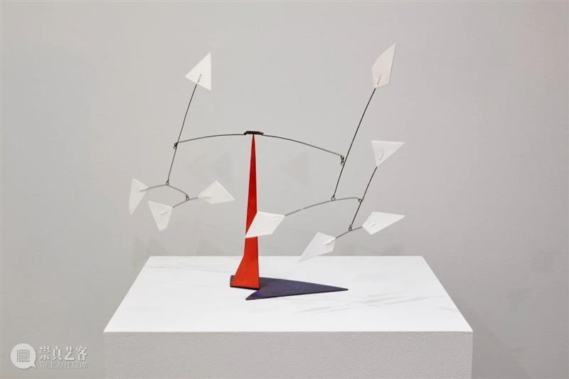 白立方沙龙 | 亚历山大·考尔德(Alexander Calder) Calder 亚历山大·考尔德 白立方 沙龙 Untitled Foundation York DACS London 现代 崇真艺客