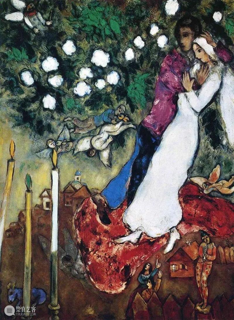 爱,夏加尔,越过死亡的生命良药 视频资讯 麓湖·A4美术馆 夏加尔 生命 良药 A4美术馆 马克·夏加尔 微电影 小丑与新娘 引言 爱情 绘画 崇真艺客
