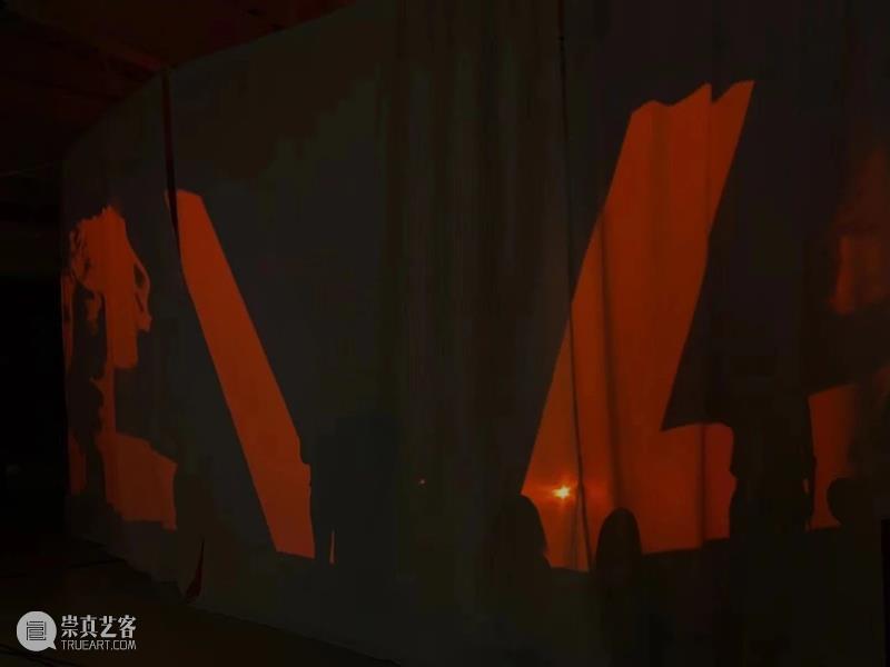 活动回顾丨幻象岛屿 声声回游 岛屿 活动 幻象 词穷公园 专场 夜晚 美术馆 光芒 艺术 组词 崇真艺客