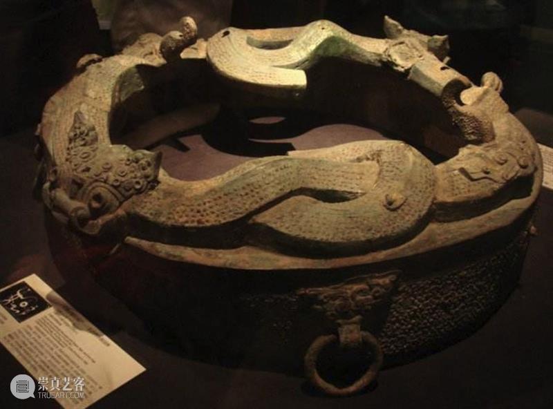 这件三级文物身上的铭文被破译后,直接改为一级文物! 文物 铭文 身上 上方 青铜器 账号 木雕 文化 知识 木材 崇真艺客