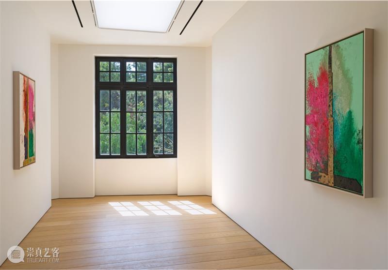 高古轩雅典展出斯特林·鲁比个展「THAT MY NAILS CAN REACH UNTO THINE EYES」 高古轩 雅典 斯特林 鲁比 个展 Boris 目前 希腊 画廊 空间 崇真艺客