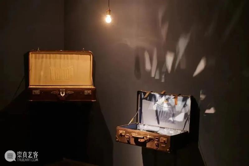 今日沙龙回顾 | 她,把薇薇安的秘密放进老皮箱和门里 薇薇安 皮箱 沙龙 秘密 门里 天才 迈尔 展厅 观众 视线 崇真艺客