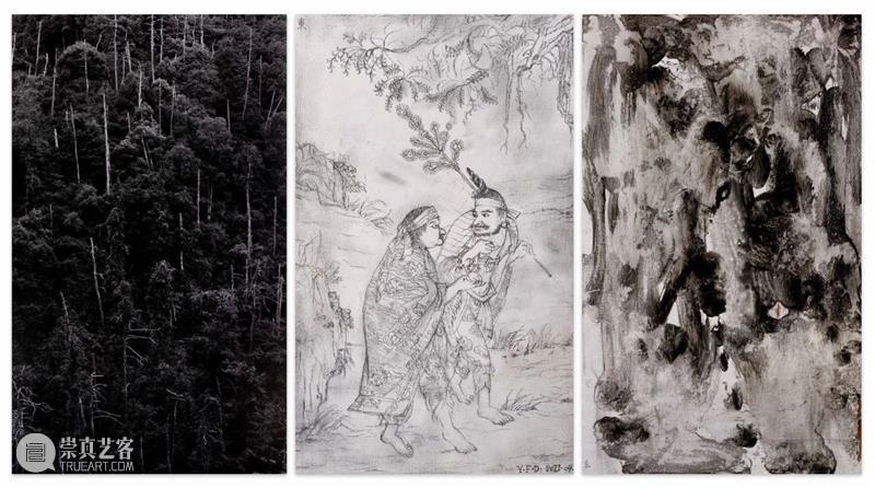 【新世纪】无独有偶艺术家访谈|杨福东、王旭篇 博文精选 新世纪 崇真艺客