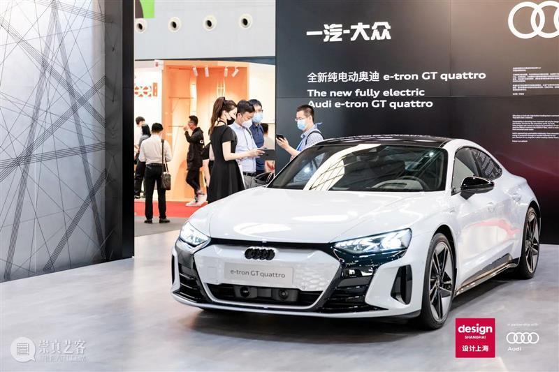 """Day 2丨在""""设计上海""""2021 感受设计的力量与缤纷创意 Day 上海 力量 创意 右侧 二维码 原文 门票 上海世博展览馆 以来 崇真艺客"""