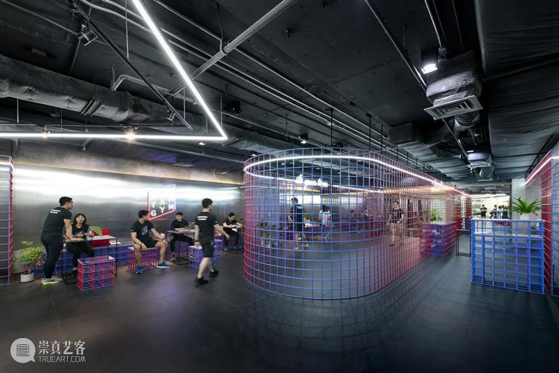 设计趋势丨后疫情时代的健身中心与健康空间 疫情 中心 空间 趋势 时代 右侧 二维码 原文 门票 人们 崇真艺客