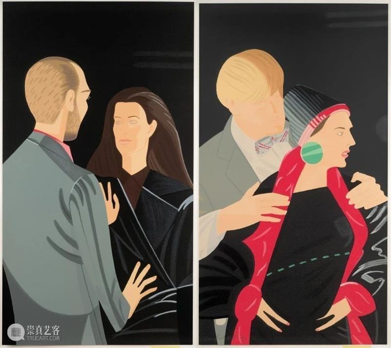 绘画丨美国最具影响力的在世画家,为妻子画像1000张 绘画 美国 影响力 画家 妻子 画像 上方 中国舞台美术学会 右上 星标 崇真艺客