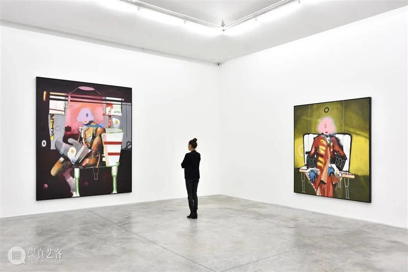 Numéro 杂志访谈 2021年对画廊主Almine Rech意味着什么? Almine 画廊 Rech Numéro 杂志 César Pouce Fondation Belgium Jean 崇真艺客