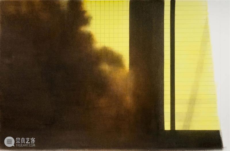 偏锋 评论   《风景的天文学》——鲍栋 鲍栋 偏锋 风景的天文学 风景 天文学 作品 康海涛 距离感 画中 事物 崇真艺客