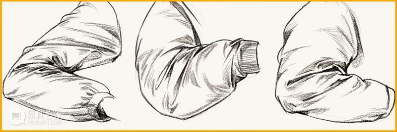 【人物速写】中的难点:衣纹的画法解析,收藏收藏 ~ 人物 衣纹 画法 难点 速写 同学 数量 小志哥 小志 团队 崇真艺客