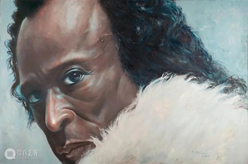 林栋甫爵士肖像画展丨外滩一号为你奏响《四月的巴黎》 热点聚焦 天协艺文展览 林栋甫 迈尔斯·戴维斯 陈丹青 爵士乐 崇真艺客