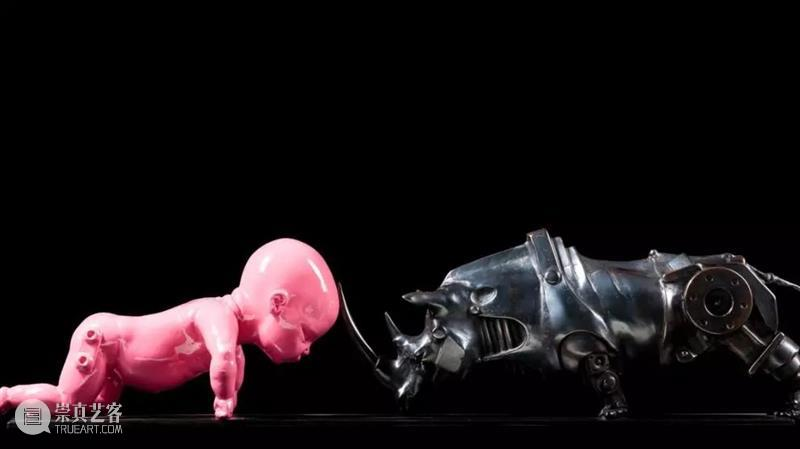 雕塑丨对后工业时代的哲学思考——Pierre Matter的金属生物机器 雕塑 Matter 金属 工业 时代 哲学 机器 生物 上方 中国舞台美术学会 崇真艺客