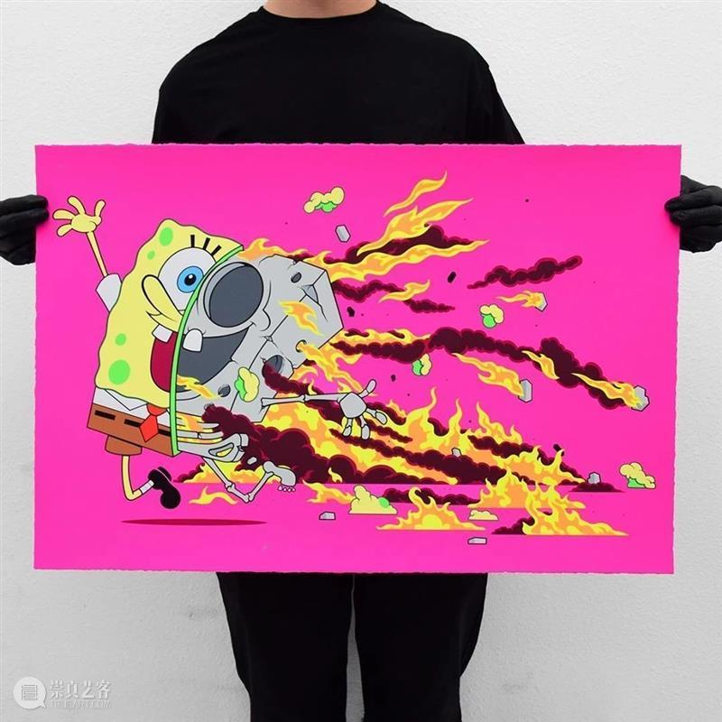 爆改经典的动漫形象,赋予它们新的视觉感受!厉害 经典 动漫 形象 视觉 END 崇真艺客