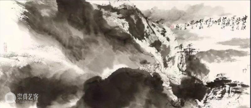 艺术微课堂 | 青绿山水——以色彩和声奏响河流山川的生命旋律 山水 艺术 微课堂 色彩 山川 和声 河流 生命 旋律 北宋 崇真艺客