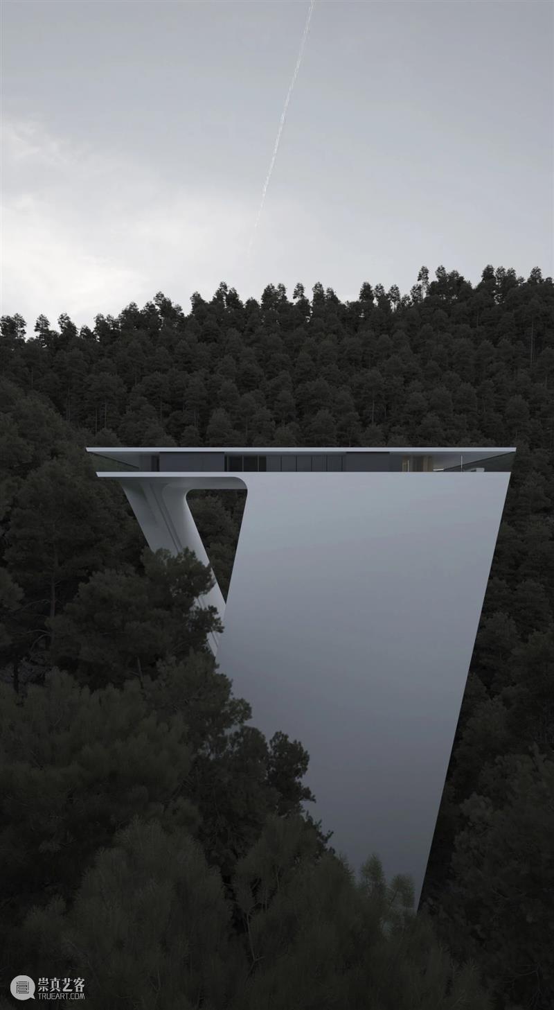 建筑丨梦幻乌托邦般的概念设计——重塑未来主义建筑 梦幻乌托邦 概念 建筑 未来 主义 Roman Vlasov 莫斯科 室内设计师 建筑师 崇真艺客