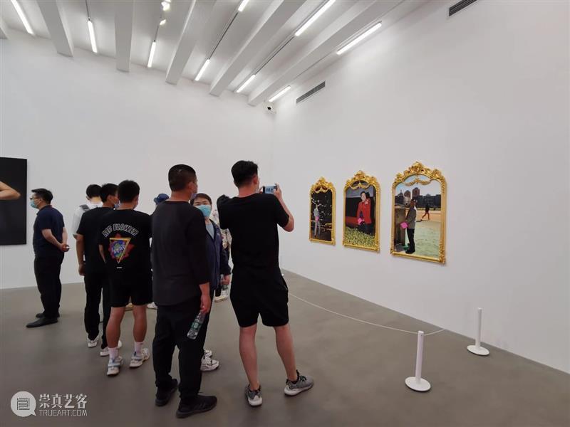 【展览现场】曹雨:路过人间 现场 曹雨 人间 View Opening 崇真艺客