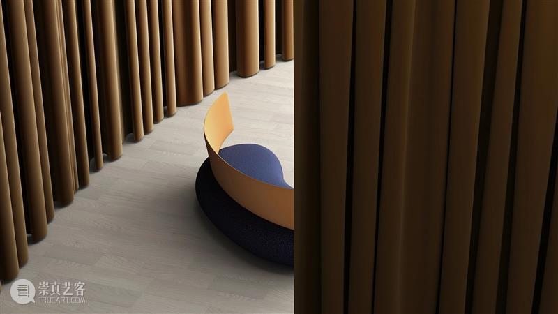 "FRANK CHOU COLLECTION 新品发布丨Orbit Sofa 登陆""设计上海""2021 新品 Sofa 上海 FRANK COLLECTION 名称 Orbit 类型 沙发 材质 崇真艺客"