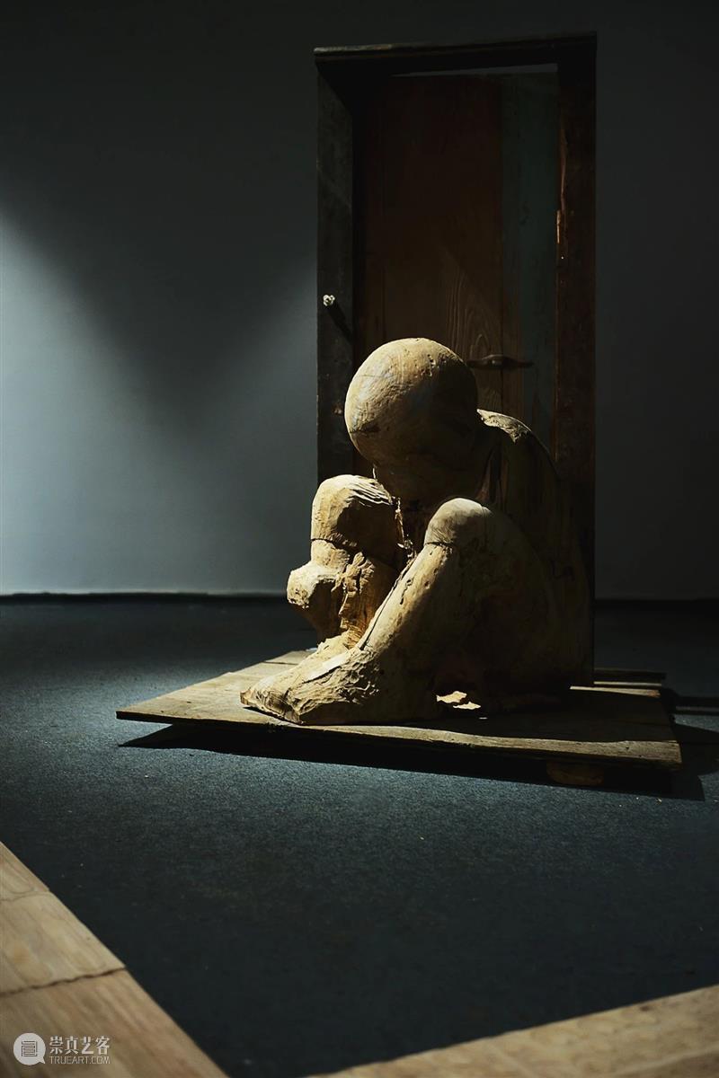 ABI青推 艺术家 陈伟坤 艺术家 陈伟坤 ABI青 踽踽 材料 作品 剧场 空间 故乡 生活 崇真艺客