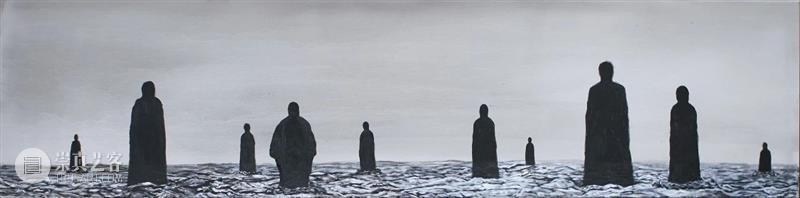 过去的未来主义艺术家:邱岸雄 邱岸雄 过去 未来 主义 艺术家 新山海经2 影像 黑白 现场 新山海经 崇真艺客