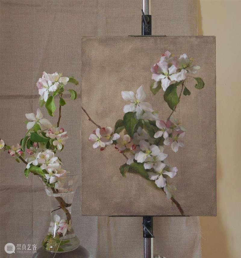 还不会画水果和花卉 ?这篇文章对你的帮助肯定会非常大 ! 水果 花卉 文章 END 崇真艺客