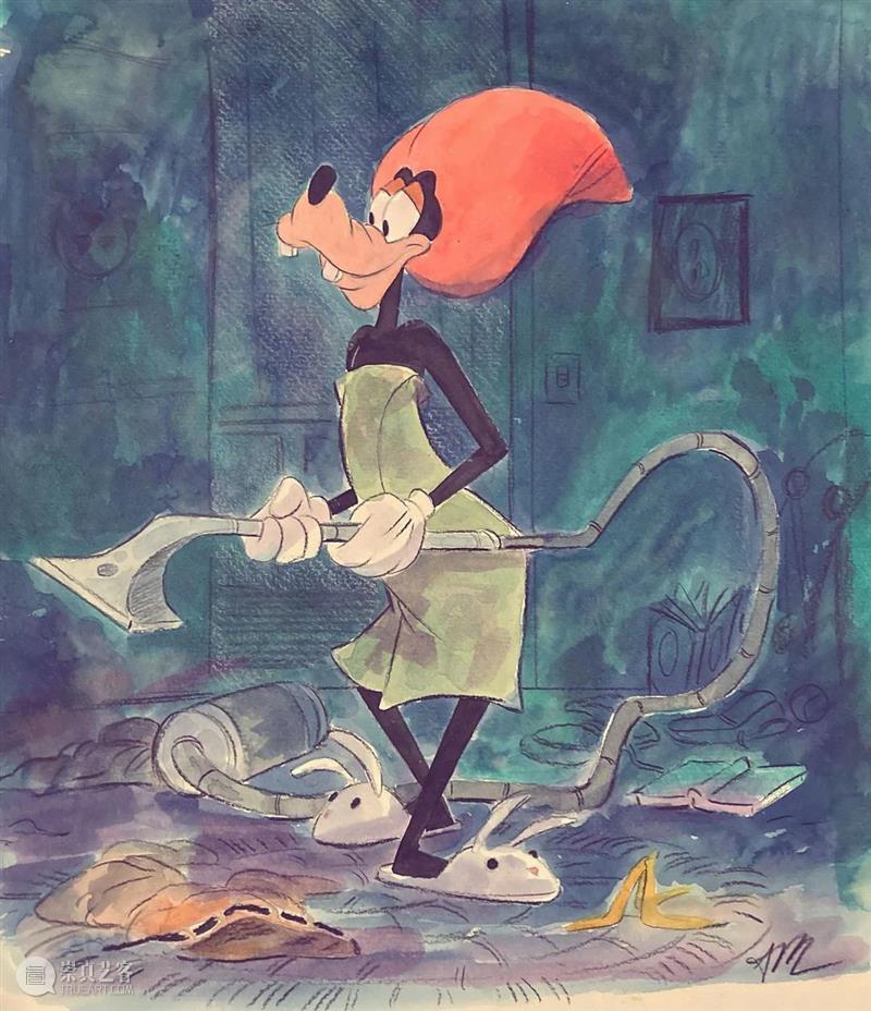 好多眼熟的角色,动画里的人物真是太有趣了 ~  学美术,看▷ 角色 动画 人物 END 崇真艺客