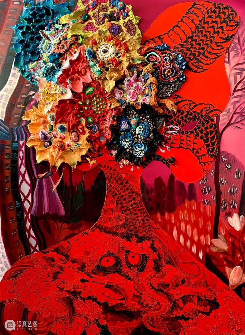 艺术家专访丨夏日弗拉明戈-文爵 夏日弗拉明戈-文爵 艺术家 主办方 艺术 展期 时间 节假日 万象城 营业时间 电话 崇真艺客