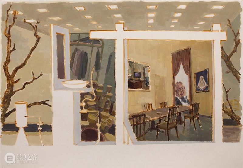 【GCA】《个体的寓言》艺术家推介丨第 Ⅵ 期 艺术家 GCA 个体的寓言 丨第 上方 重庆 星汇 当代美术馆 gca Yun 崇真艺客