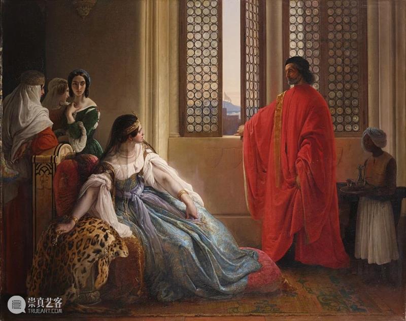 看展必备   意大利绘画艺术的更迭 意大利 艺术 绘画 文艺复兴 意大利卡拉拉学院 藏品展 美术馆 卡拉拉学院 西方 具象 崇真艺客