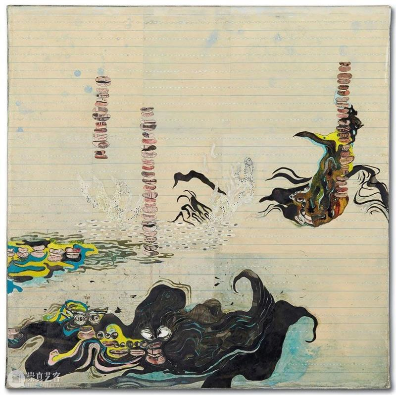 10幅以浩瀚汪洋为灵感的艺术佳作 艺术 灵感 汪洋 佳作 夏日炎炎 海边 时光 方向 深海 人类 崇真艺客