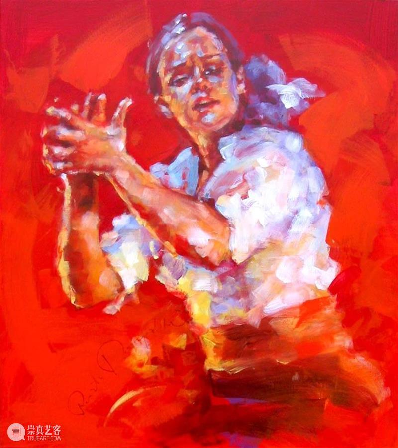 绘画丨弗拉门戈之火,舞动热情! 绘画 上方 中国舞台美术学会 右上 星标 本文 油画 世界 Renata Domagalska 崇真艺客