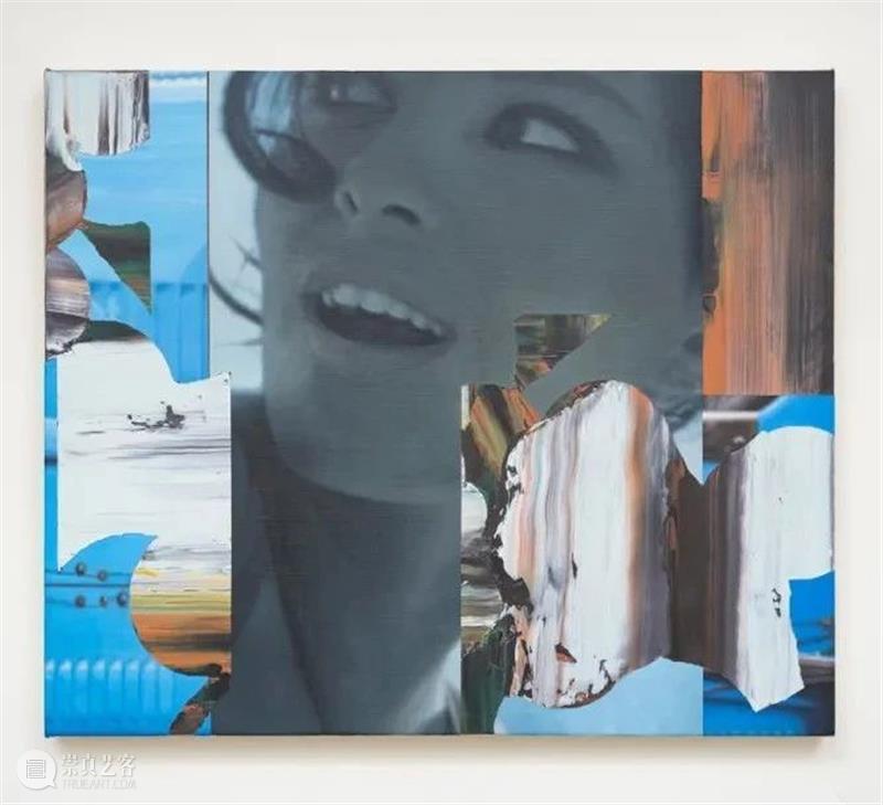 泰勒伦敦 | 理查德· 帕特森 Richard Patterson 泰勒 伦敦 理查德 帕特森 Patterson 现场图 图片 画廊 纽约 工作 崇真艺客