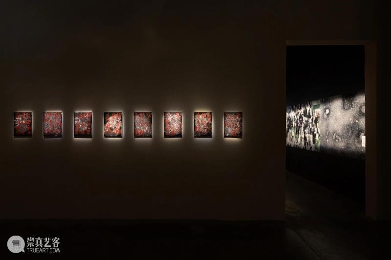光明和黑暗都潜伏在你我之中 光明 周末静 文章 成都 影像馆 安托万 达加塔 画册 作品 地震 崇真艺客