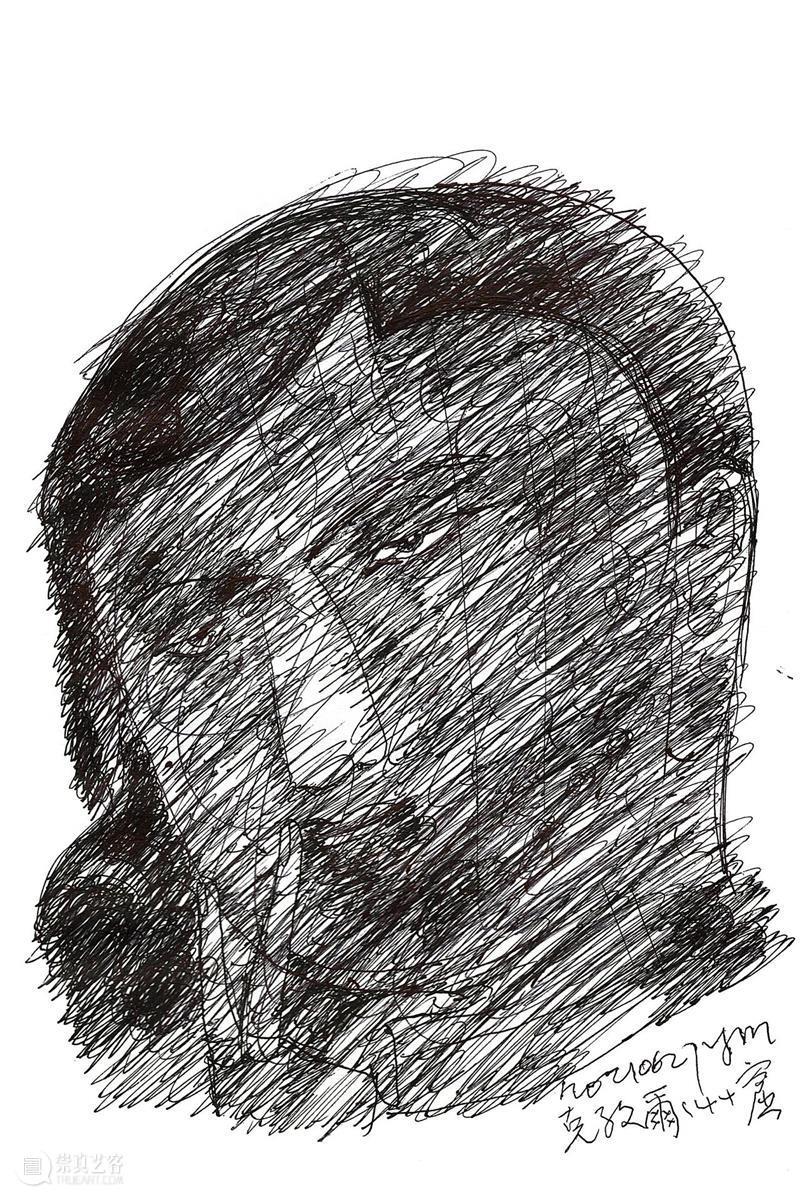 【IFA-艺术阅读】徐勇民 | 石榴红了 徐勇民 艺术 石榴 IFA 速写 老师 高昌故城 玄奘 克孜尔石窟 色彩 崇真艺客
