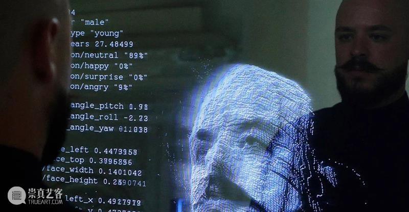 """人工智能""""眼中""""的人类长什么样?可不只是一串串字符! 视频资讯 Moji 人工智能 眼中 人类 什么样 字符 资料 vimeo 网络 字幕 出处 崇真艺客"""